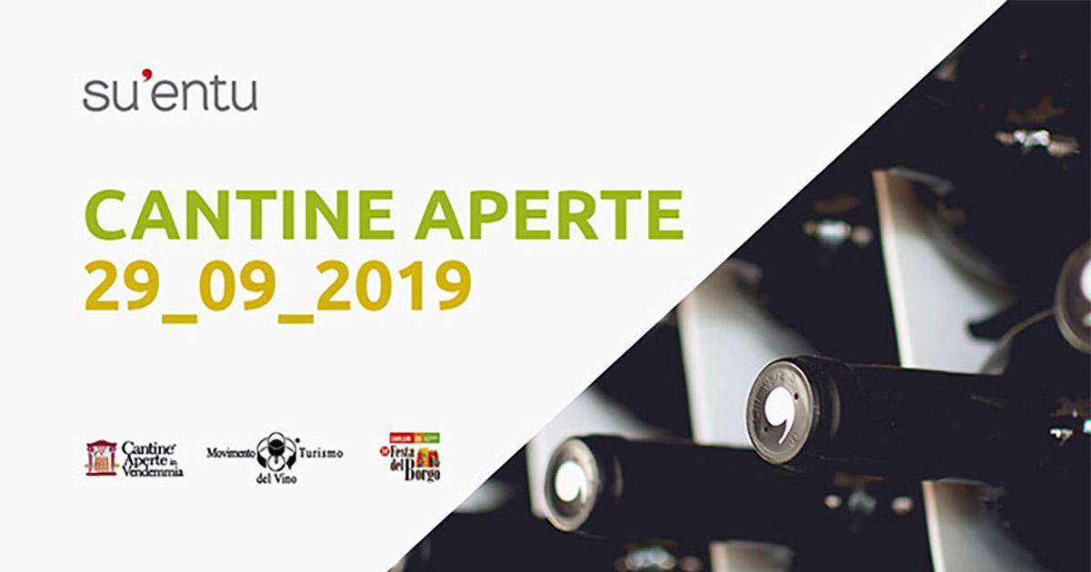 """Il 29 Settembre Appuntamento Con """"Cantine Aperte In Vendemmia"""""""