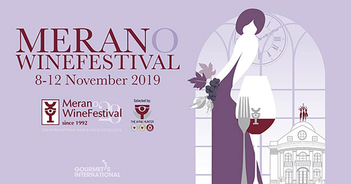 Cinque Premi Dal The WineHunter Del Merano Wine Festival